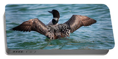 The Un-common Loon Portable Battery Charger