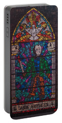 The Unholy Trinity Jason Voorhees Portable Battery Charger