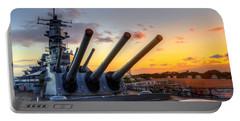 The Uss Missouri's Last Days Portable Battery Charger