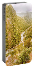 The Valley Below Portable Battery Charger