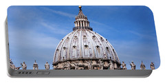 The Vatican Portable Battery Charger by Nick  Shirghio