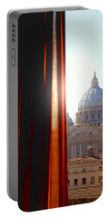 The Vatican Portable Battery Charger