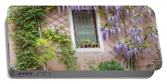 The Venice Italy Window  Portable Battery Charger