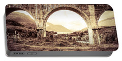 The Viaduct And The Loch Portable Battery Charger