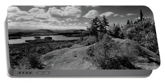 The View From Bald Mountain Portable Battery Charger