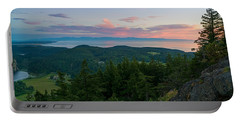 The View From Mt Erie Portable Battery Charger