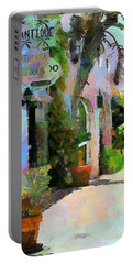 The Villa Portable Battery Charger by Wayne Pascall