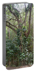 Portable Battery Charger featuring the photograph The Vines by Gary Smith