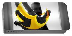 The Virtual Reality Banana Portable Battery Charger