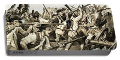 The War Of Independence Portable Battery Charger