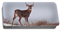 The Watchful Deer Portable Battery Charger