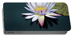 The Water Lily Portable Battery Charger by David Sutton