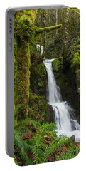 The Water Staircase Portable Battery Charger