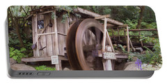 The Water Wheel Keeps Turning ... Portable Battery Charger
