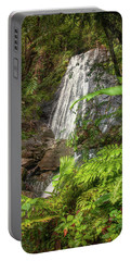 Portable Battery Charger featuring the photograph The Waterfall by Hanny Heim