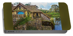 The Watermill, Bag End, The Shire Portable Battery Charger
