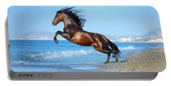 The Wave. Andalusian Horse Portable Battery Charger