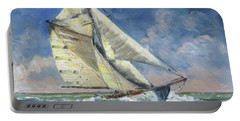 The Wave - Sails 12 Portable Battery Charger