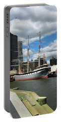 The Wavertree In Port Portable Battery Charger