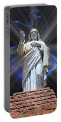 Portable Battery Charger featuring the photograph The Way by Shane Bechler