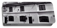 The Weavers Arms, Fillongley Portable Battery Charger by John Edwards