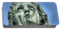 The Weeping Sculpture Portable Battery Charger