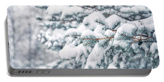 The Weight Of Winter Portable Battery Charger