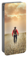 The Westerner Portable Battery Charger
