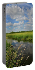 The Wetlands Of Hackmatack National Wildlife Refuge Portable Battery Charger