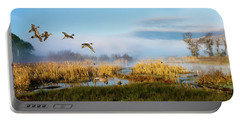 The Wetlands Portable Battery Charger