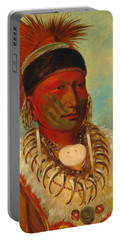 The White Cloud, Head Chief Of The Iowas Portable Battery Charger