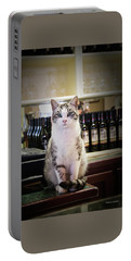 The Winery Cat Portable Battery Charger