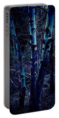 The Witches Aspen Grove Portable Battery Charger by Jennifer Lake