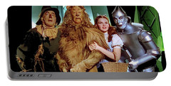 The Wizard Of Oz  Quartet Eric Carpenter Publicity Kodachrome 1939 Portable Battery Charger