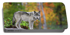 The Wolf. Portable Battery Charger