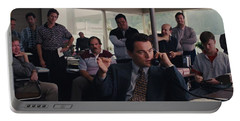 The Wolf Of Wall Street Portable Battery Charger