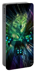 The Wolf Within Portable Battery Charger