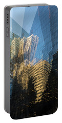 Portable Battery Charger featuring the photograph The World Keeps Turning by Alex Lapidus