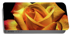The Yellow Rose Portable Battery Charger