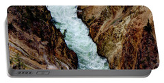 The Yellowstone Portable Battery Charger
