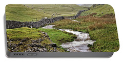 The Yorkshire Dales Portable Battery Charger