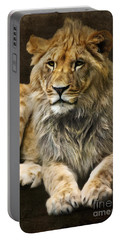 The Young Lion Portable Battery Charger