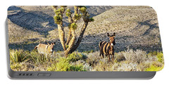 The Zebra Burro Portable Battery Charger