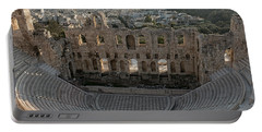 Theater Of Herodes Atticus Portable Battery Charger