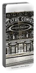Theatre Comique Portable Battery Charger
