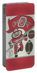 Thee Ohio State Buckeyes Portable Battery Charger