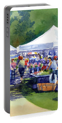 Theinsville Farmers Market Portable Battery Charger