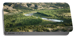 Theodore Roosevelt National Park - Oxbow Bend Portable Battery Charger