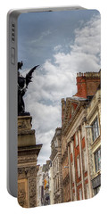 There Be Dragons In London Portable Battery Charger