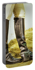 Theres Something About Horses Portable Battery Charger